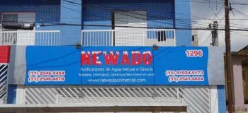Letreiro para fachada de loja
